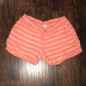 Striped old navy shorts!